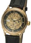 Мужские наручные часы «Скелетон» AN-41950Д.556 весом 31 г