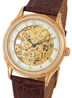 Мужские наручные часы «Скелетон» AN-41950.156 весом 31 г