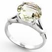 Кольцо с аметистом в белом золоте SL-0255-375 весом 3.75 г  стоимостью 21000 р.