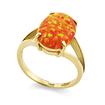 Золотое кольцо с опалом SLK-2171-360 весом 3.6 г  стоимостью 16200 р.